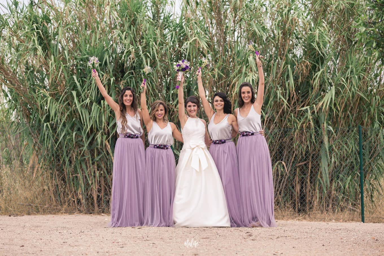 Reportatge de boda Xavi i Silvana | Olalife - Montferri - Castell Tallat