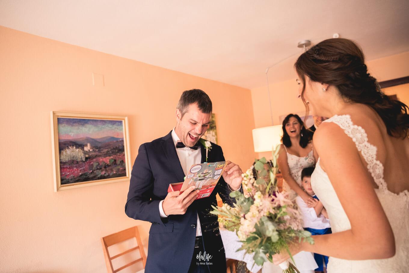 Casament a La Boella