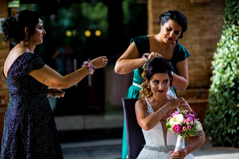 Reportatge de boda a Mas Folch