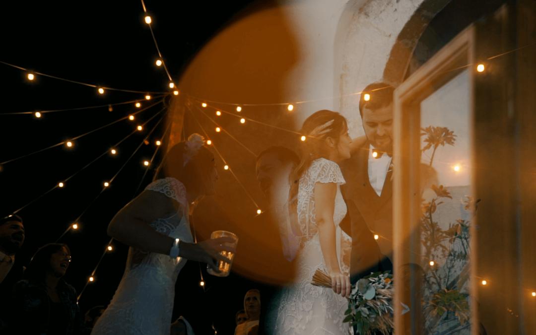 Video de boda indie, al ritmo de Love of Lesbian