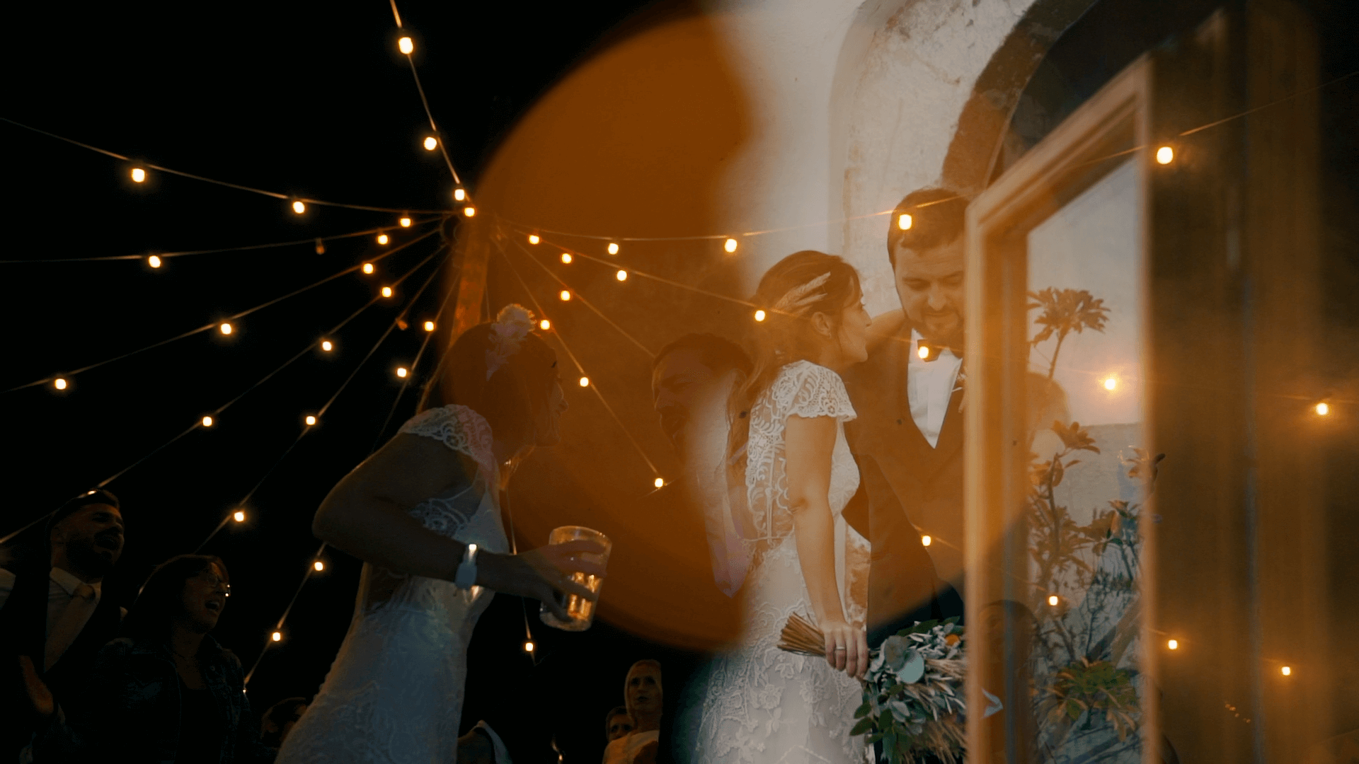 vídeo de boda en la avellana