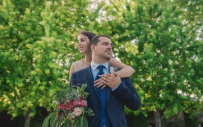 Reportaje de boda en Mas Passamaner mágico: Álida + Ricard