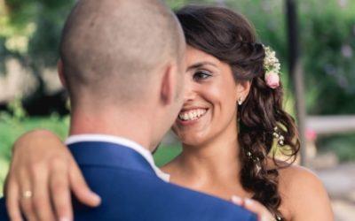 Reportaje de boda en Casa Fèlix: Meri y Oscar