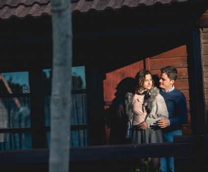 El preboda como invitación de boda: Mireia y Vicenç