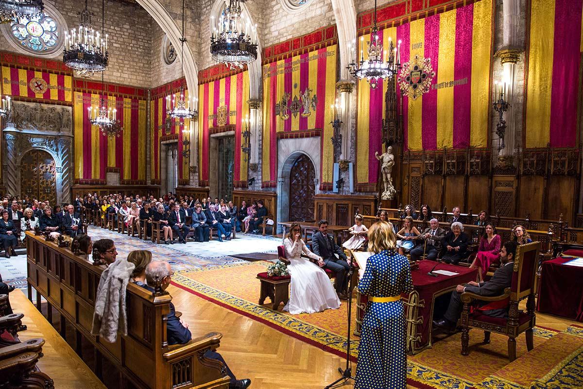 Fotografía de boda en Barcelona