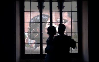 Reportaje de boda en el Fortí delRourell: Vicenç y Mireia