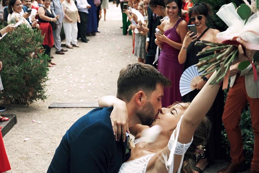 Jordi + Sara, Video de boda en Orangerie